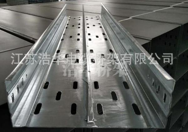 托盘式热镀锌桥架