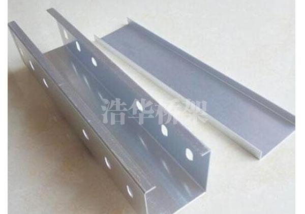 合肥镀锌板电缆桥架